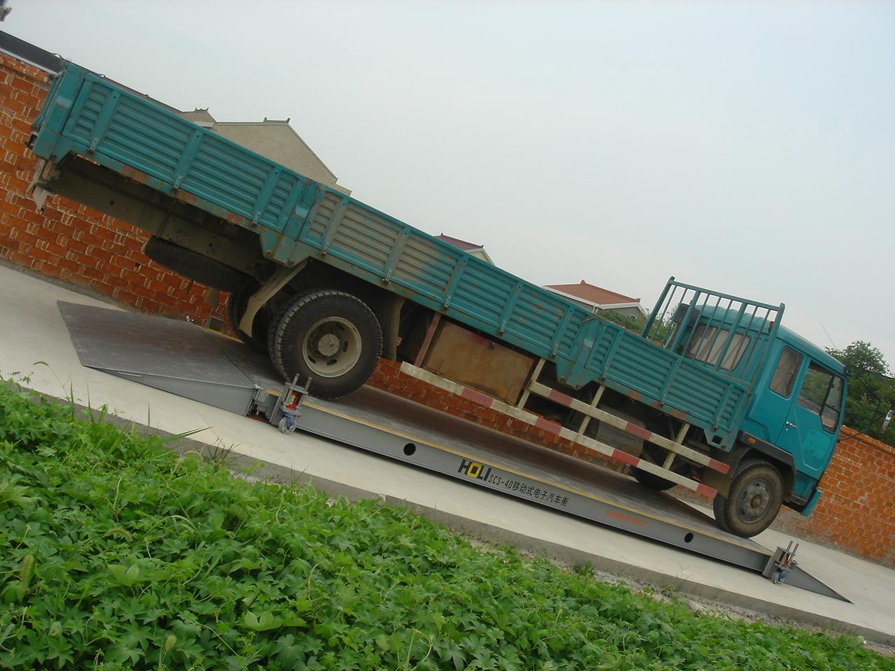 110吨标准电子汽车衡